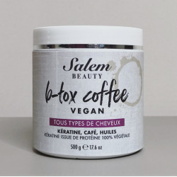 B-tox Coffee • Botox Hair •...