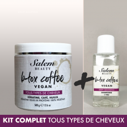 Kit complet B-tox Coffee •...